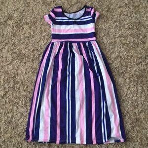 Toddler maxi dress EUC